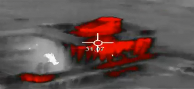 Thermographie Infrarouge Drone