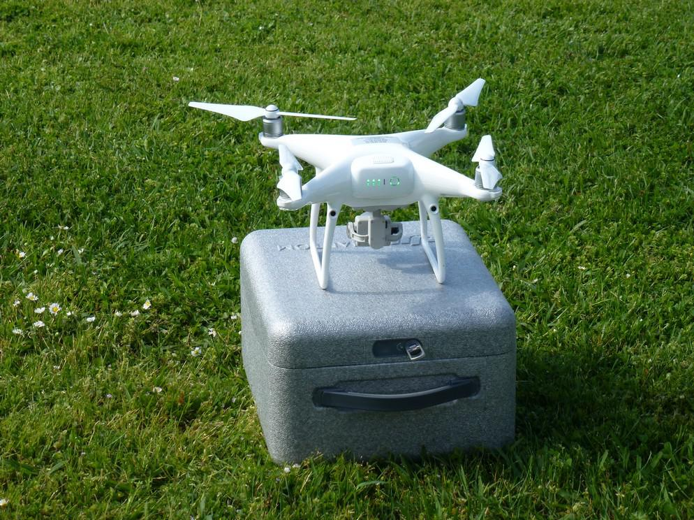 piloter drone